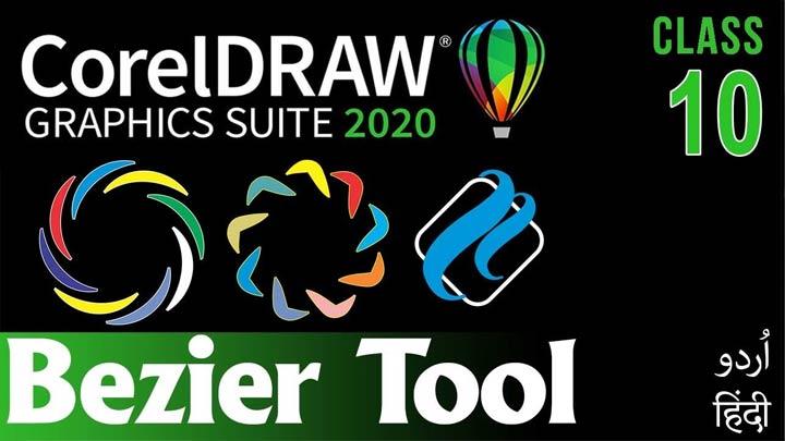 CorelDraw-for-Beginners-Complete-Course-in-Urdu-Hindi-Bezier-Tool-Class-10