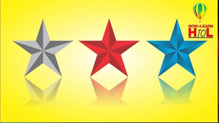 How-to-Make-3d-Star-in-CorelDraw-in-Urdu-Hindi--Advance-CorelDraw-Tutorial
