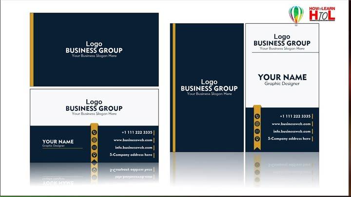 How-to-Make-Business-Card-in-CorelDraw-in-Urdu-Hindi-Visiting-Card-in-CorelDraw-in-urdu